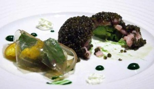 caviar rouge paris