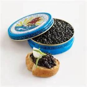 caviar sensation
